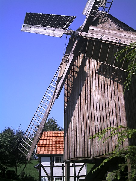 Bockwindmühle Breckerfeld